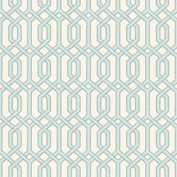 Beaux Arts 2 Trellis Blue