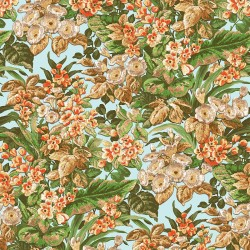 Beaux Arts 2 Floral Green