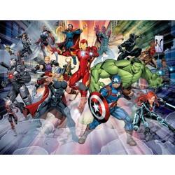 Marvel's Avengers Mural