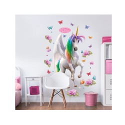Unicorn Large Character Wall Sticker