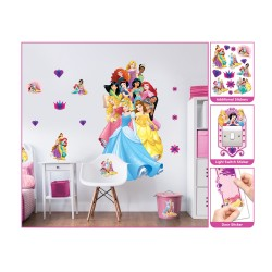 Disney Princess Large Character Wall Sticker
