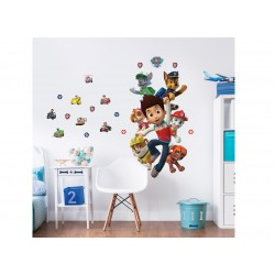 Paw Patrol Large Character Wall Sticker