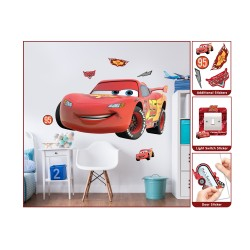 Disney Cars Large Character Wall Sticker