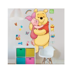 Winnie The Pooh Large Character Wall Sticker