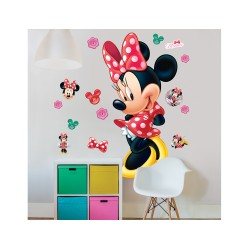 Minnie Mouse Large Character Wall Sticker