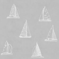 Eslora Navy Blue Boat