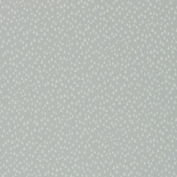 Chimes Cscade White & Black Wallpaper