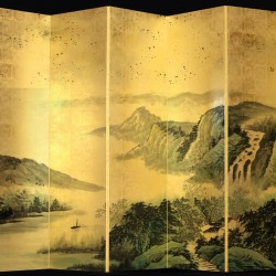 Toppu Gold Wall Mural