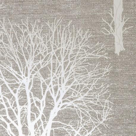 Landscape Ivory White Tree