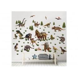 Dinosaur Land Room Décor Kit