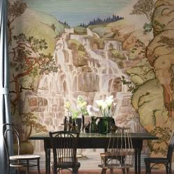 Fallingwater Summer Wall Mural