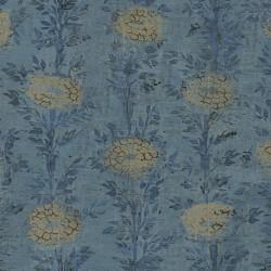 Kanzashi Floral Green