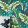 Yucatan Textured Palm Grey