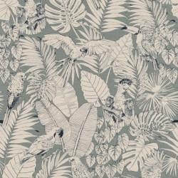 Tropical Sketch Green