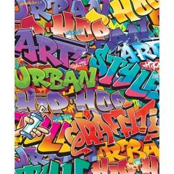 Walltastic Graffiti Mural