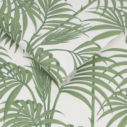Honolulu Green Palm