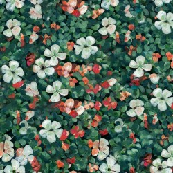 Floral Tapestry Mint