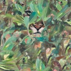 Hidden Puma Spring Green
