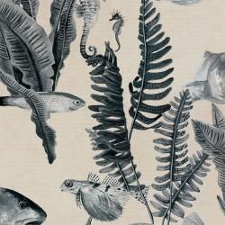 Bank of Fish Grey