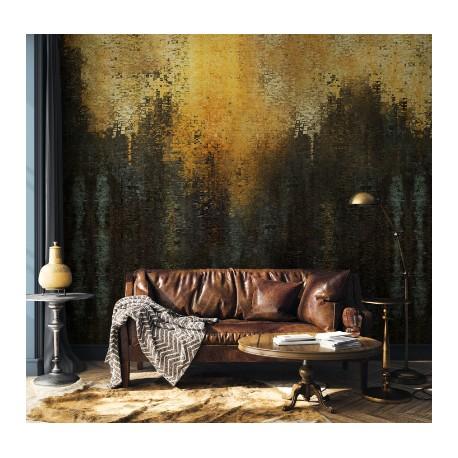 Gatsby Metallic Gold Mural