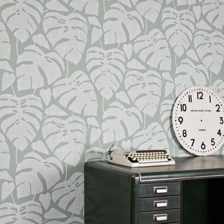 Guatemala Mayan Grey Wallpaper