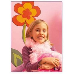 Funky Flower Wall Stickers