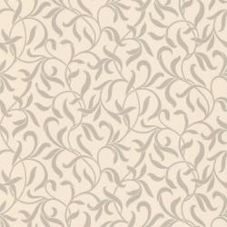 Chic Beige and Cream Wallpaper