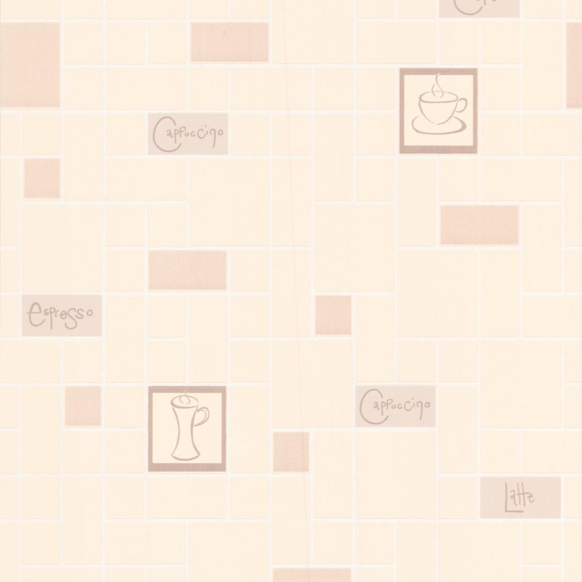 Cafe Culture Wallpaper Direct