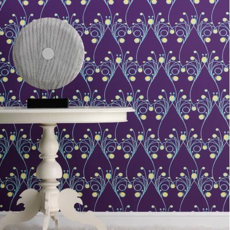 Parisienne Wallpaper