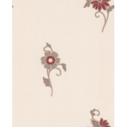 Vesta Floral Motif Wallpaper