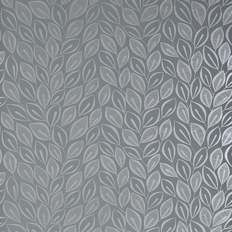 Leaves Wallpaper Graphite Wallpaper Wallpaper Direct