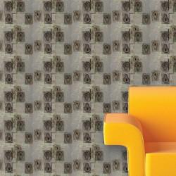Utilities Dark Grey Wallpaper