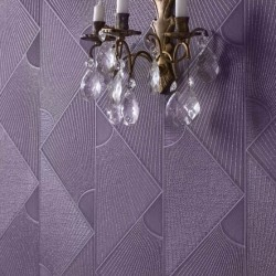 Trapeze Purple Wallpaper