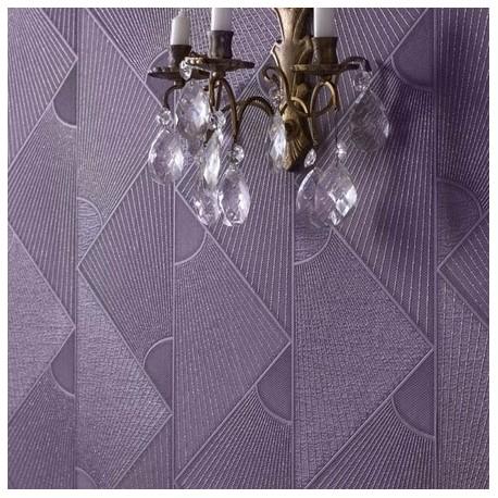 Trapeze Purple Wallpaper