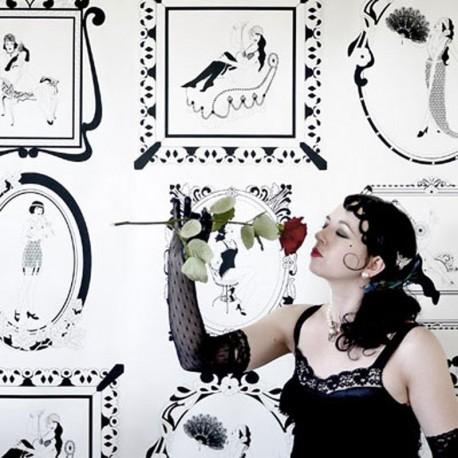 20s Glamour Wallpaper