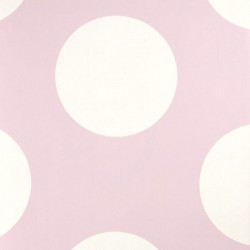 Dots Pink Reverse Wallpaper