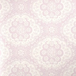 Dentelle Pink Wallpaper