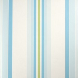Stripe Turquoise Wallpaper