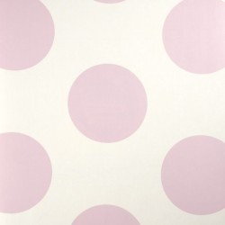 Dots Pink Wallpaper