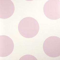 Dots Pink Wallpaper