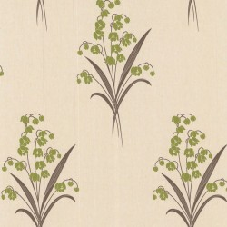 Valley Cream & Beige Wallpaper