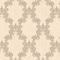 Regency Cream Wallpaper