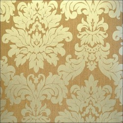 Versalles Gold Chestnut Wallpaper