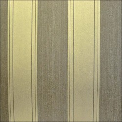Atenea Gold and Grey Pewter Stripe