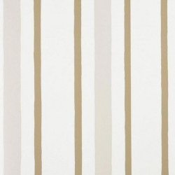 Cherokee Beige Stripes Wallpaper
