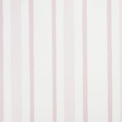 Cherokee Rose Pink Stripes Wallpaper