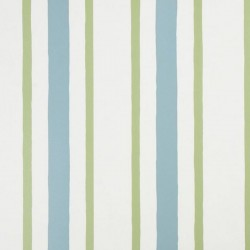 Cherokee Green Stripes Wallpaper