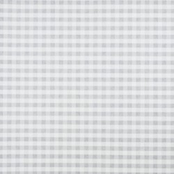 Vichy Gingham Grey Wallpaper