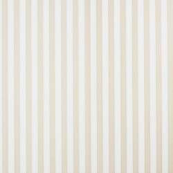 Milena Beige Stripe Wallpaper