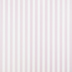 Milena Rosa Pink and White Stripe Wallpaper
